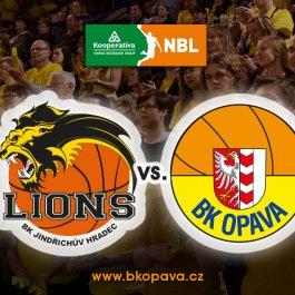 Náš příští soupeř: BK Lions J. Hradec