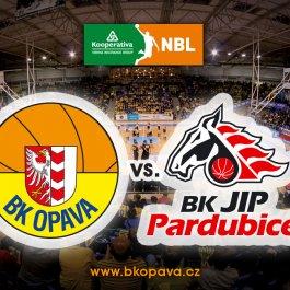Náš soupeř v kole 21/19: BK JIP Pardubice