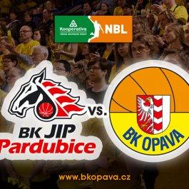 Náš soupeř v 11. kolo: BK JIP Pardubice