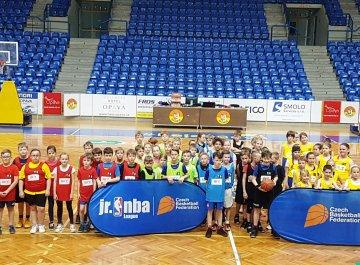 Školní basketbalová liga – kvalifikace jr. NBA