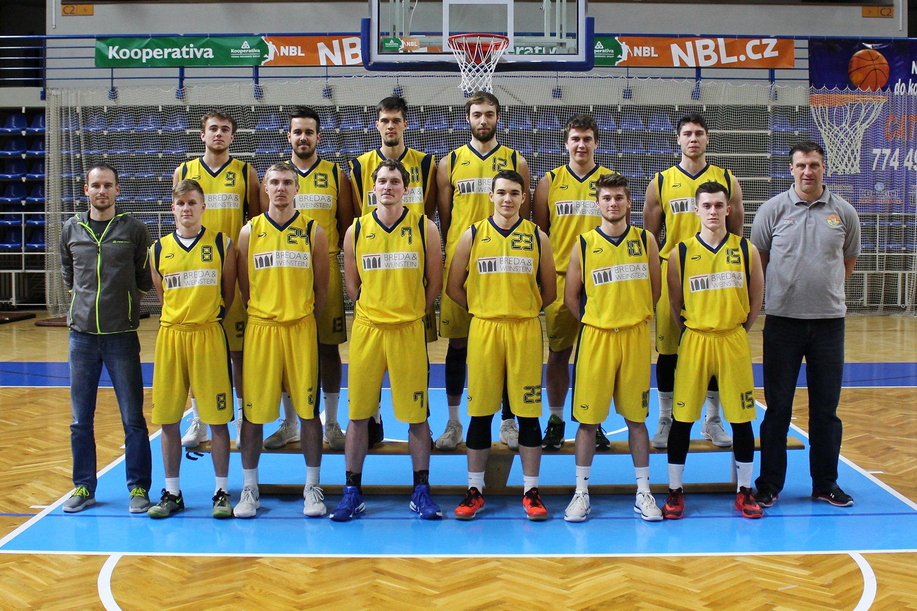 BK Opava - muži B (1. liga 2017/2018)