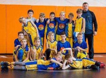 Turnaj pro U12 v Katovicích