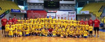 Basketbalový kemp 2016