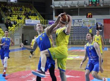BK Opava – KK Šenčur (17.12.2019)