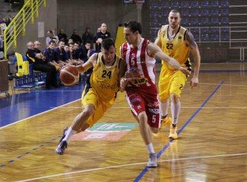 BK Opava – BK JIP Pardubice