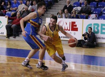 BK Opava – Lions J. Hradec