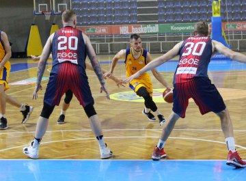 BK Opava - Basket Brno (03.10.2020)