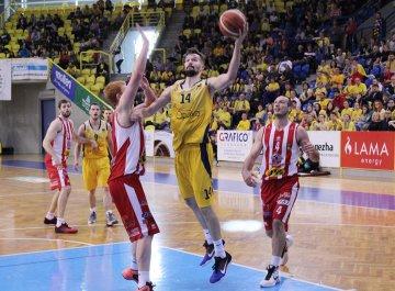 BK Opava – BK JIP Pardubice (3. utkání čtvrtfinále play-off)