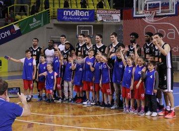 BK Opava - ČEZ Basketball Nymburk (29.03.2017)