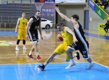 BK Opava - ČEZ Basketball Nymburk