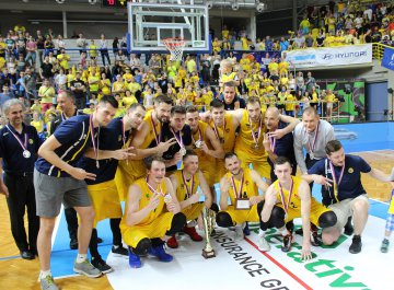 BK Opava - ČEZ BASKETBALL Nymburk (finále, 2. utkání)