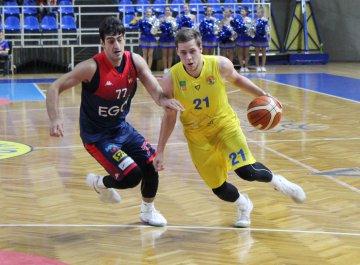 BK Opava - Egoé Basket Brno (08.11.2018)