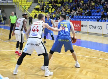BK Opava - ČEZ BASKETBALL Nymburk (06.12.2018)