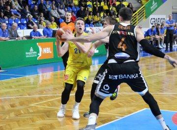 BK Opava – ČEZ Basketball Nymburk (20.03.2019)