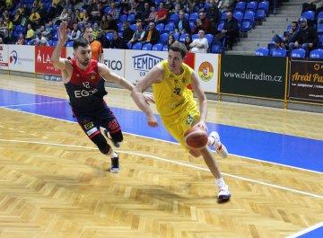 BK Opava – egoé Basket Brno (30.03.2019)