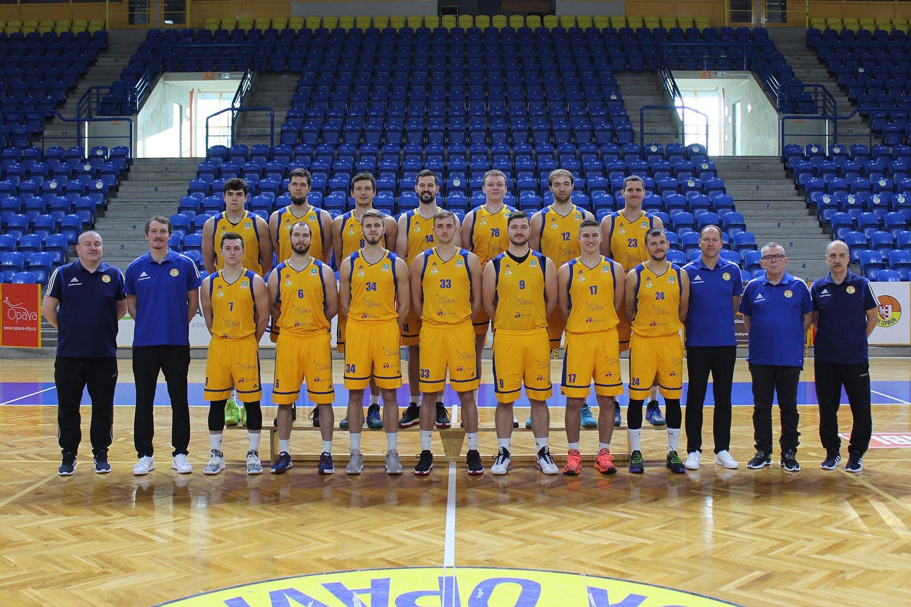BK Opava - muži A (Kooperativa NBL 2020/2021)