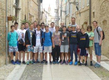 U14 - Rekondiční pobyt v Itálii
