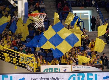 BK Opava – BK JIP Pardubice (2. čtvrtfinále play-off)