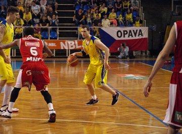 BK Opava – ČEZ Basketball Nymburk (2. semifinále play-off)