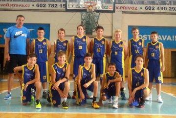 U15: Turnaj NH Ostrava