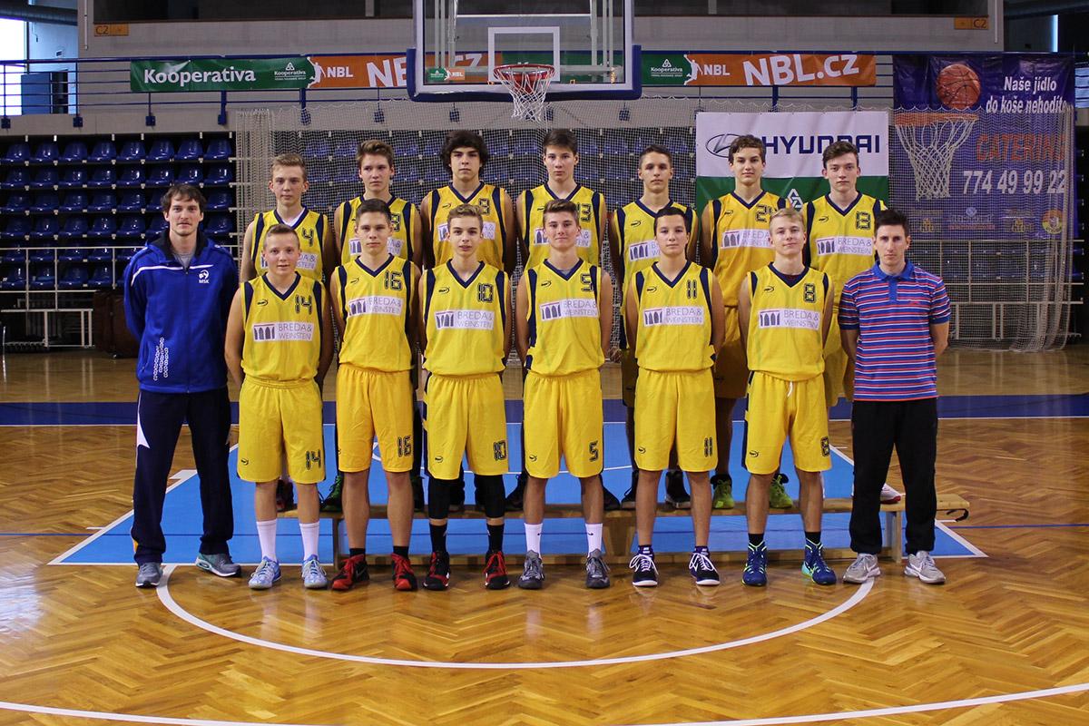 BK Opava U17 (2015/2016)