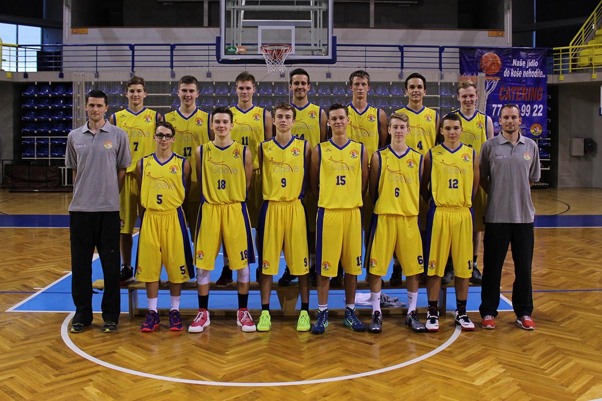 BK Opava U19 (2015/2016)