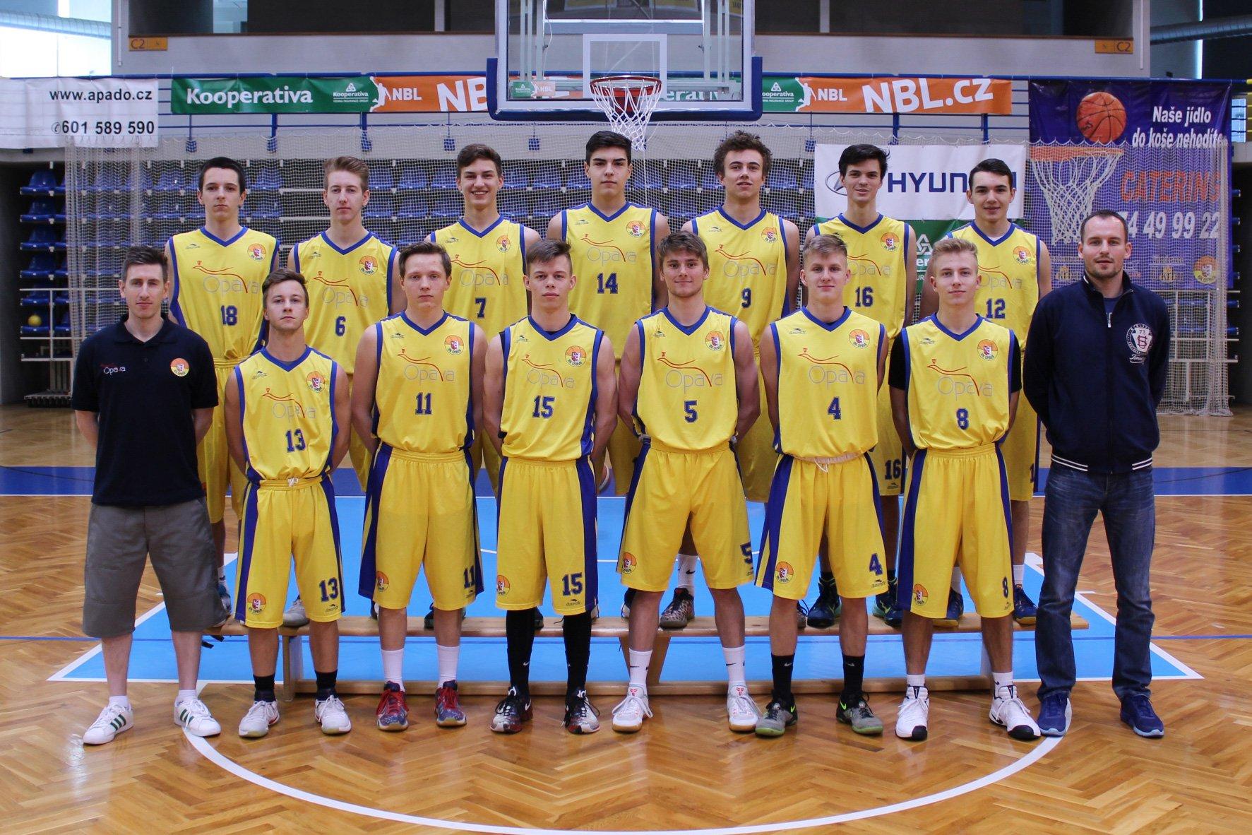 BK Opava U19 (2016/2017)